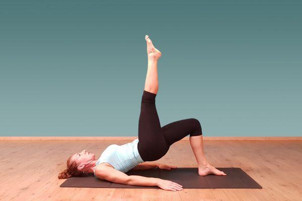 rinforzo lombare, stimolazione alternata glutei e gambe