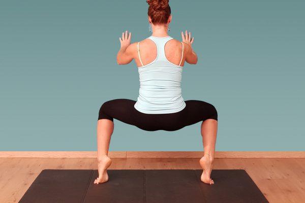 postura, stimolazione fasce posteriori glutei e gambe