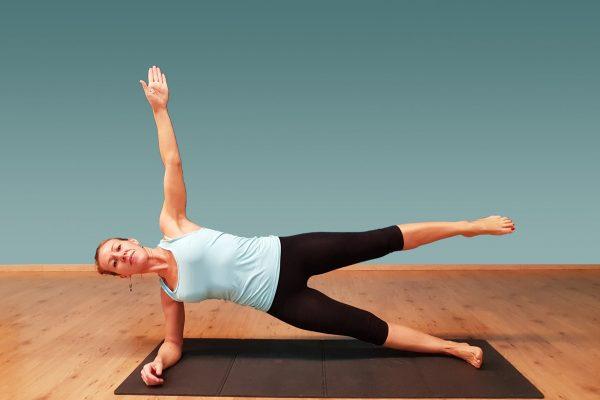 postura, stimolazione braccio inferiore, addominale obliquo e gambe