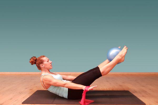 stimolazione braccia, addominale e gambe